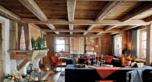 DECORATION de chalet