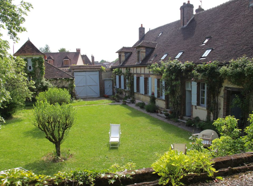 maison avec jardin à acheter