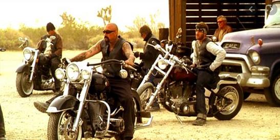 Film sur Harley Davidson