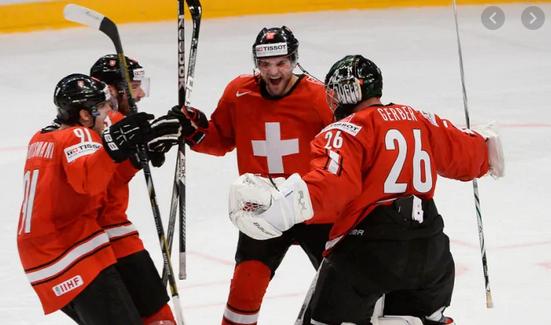Sport en Suisse