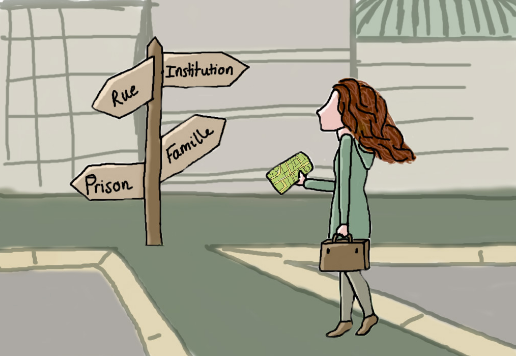 La désinstitutionnalisation